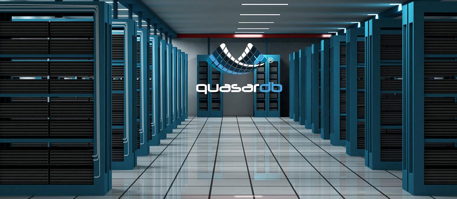 Les locaux de la société QuasarDB, terre de Scale-up Nation